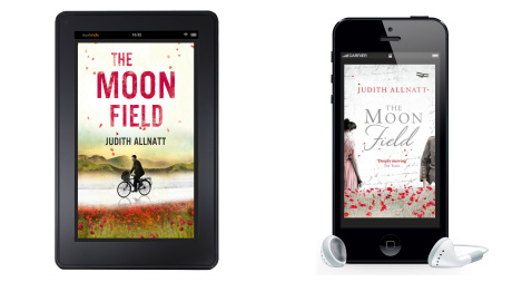 The Moon Field Kindle and Audio