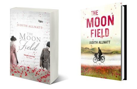 The Moon Field Paperback and Hardback